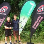 cornish pirates teardrop flag