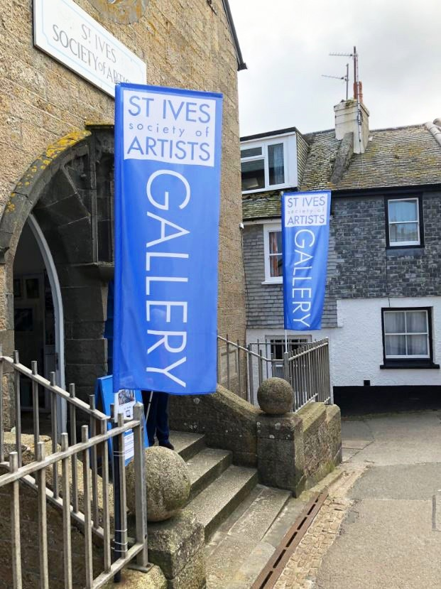st ives society of artists gallery