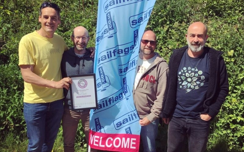 sail flags achieve plastic free approved status