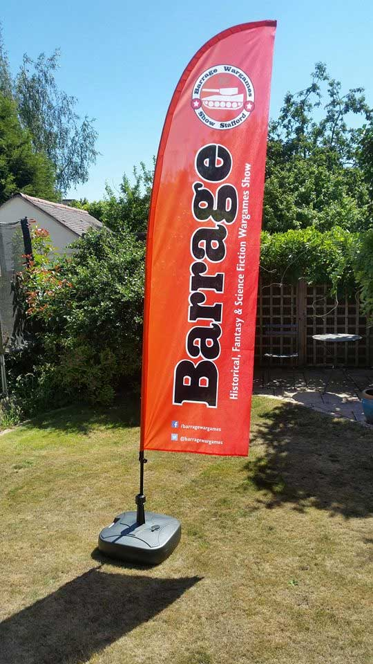 barrage sailflag